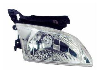 2000-2002 Chevrolet Cavalier Driver side Headlight Headlamp Halogen Type