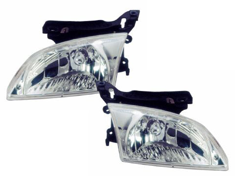 2000-2002 Chevrolet Cavalier New Headlights Set