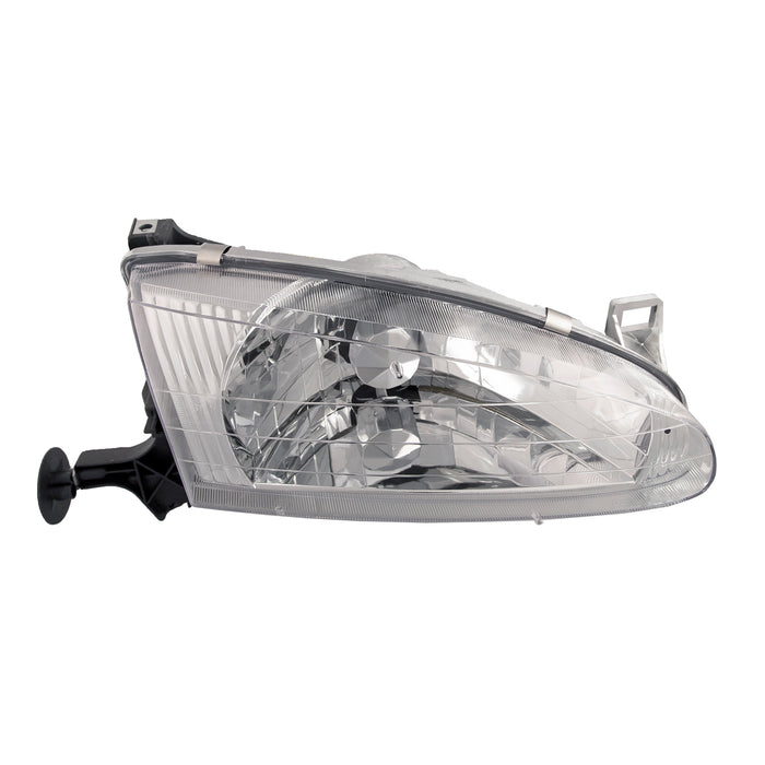 1998-2002 Chevy Geo Prizm Headlight Halogen Passenger Right Headlamp Assembly