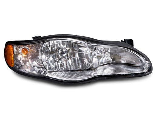 00-05 Chevrolet Monte Carlo Headlight Headlamp Right Passenger Side Halogen New