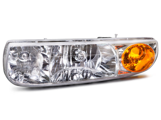 2000-2002 Saturn SL/SL1/SL2 Driver Side Headlight