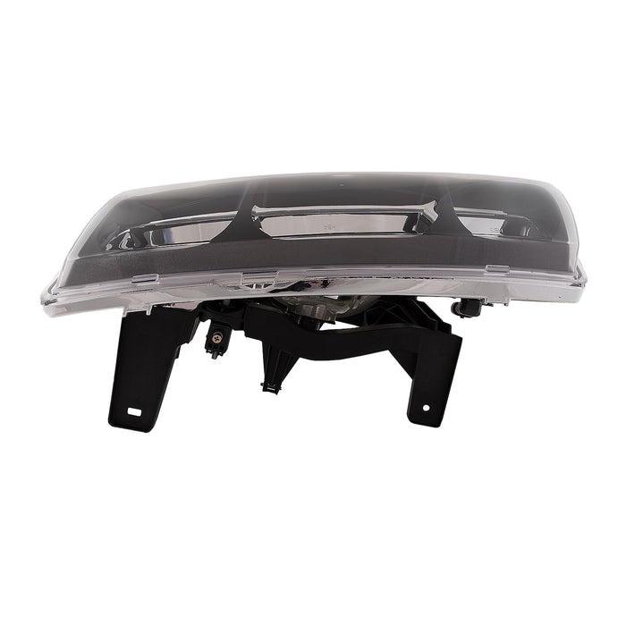 Headlight Black Housing Halogen Right Passenger Fits 2002-2005 Saturn Vue