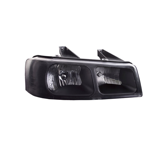 Headlight Right Passenger Fits 2003-2011 Chevrolet Express 1500/2500/3500/GMC Savana 1500/2500/3500