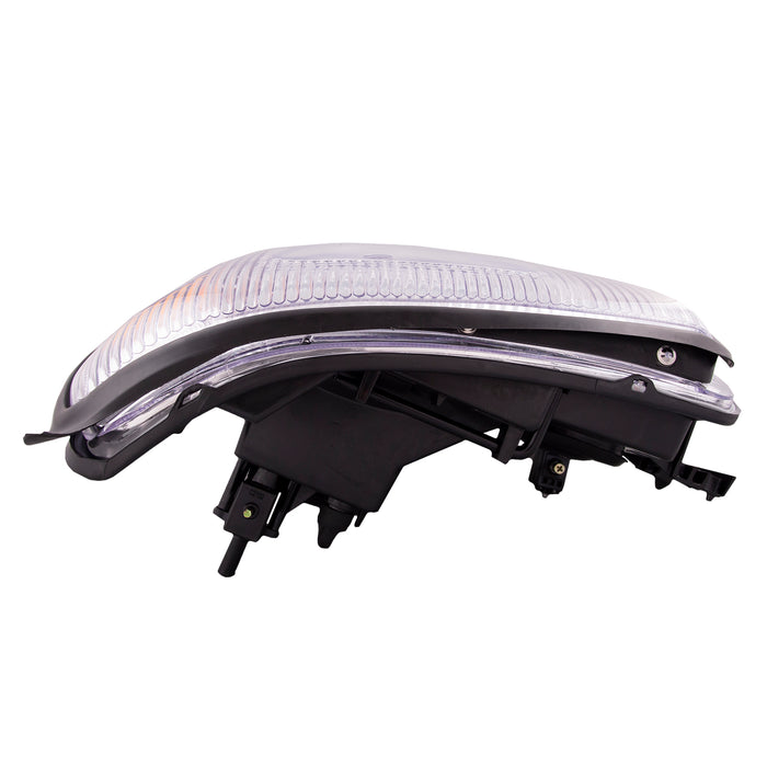 Headlight HID-Type w/o Bulbs or Ballasts Left Driver Assembly Fits 2003-2006 Cadillac Escalade
