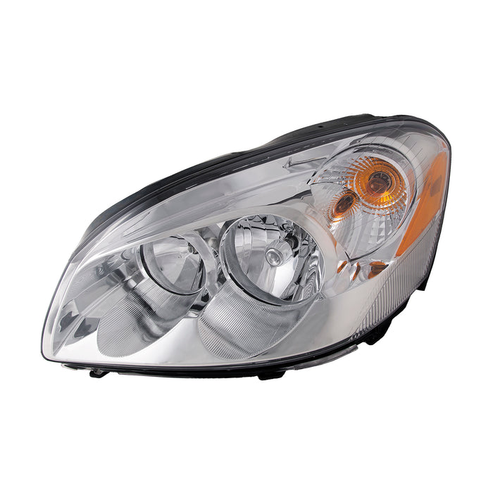 2006-2009 Buick Lucerne CX Halogen Headlight Driver Left Headlamp Assembly (w/o Cornering)