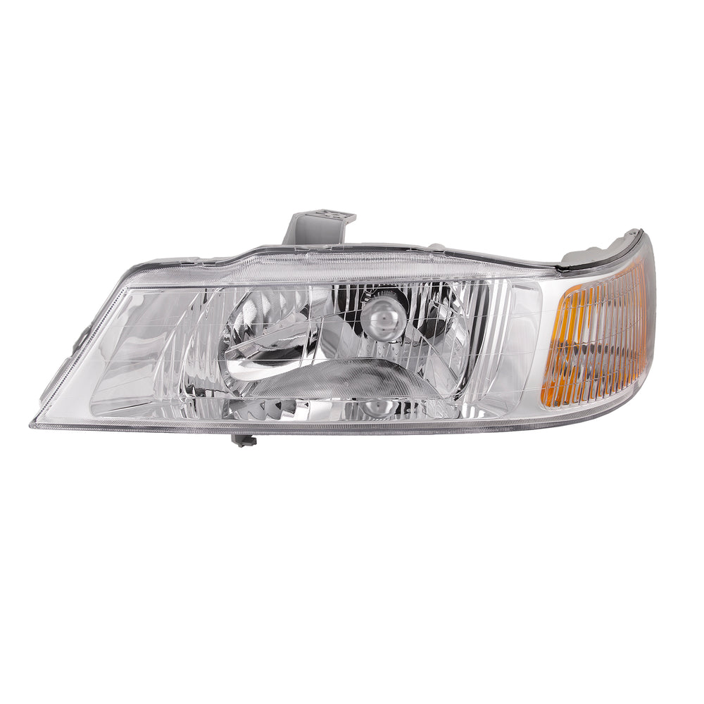 Headlight Halogen Left Driver Side Fits 1999-2004 Honda Odyssey.