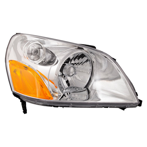 Headlight Halogen Passenger Right Assembly Fits 2003-2005 Honda Pilot