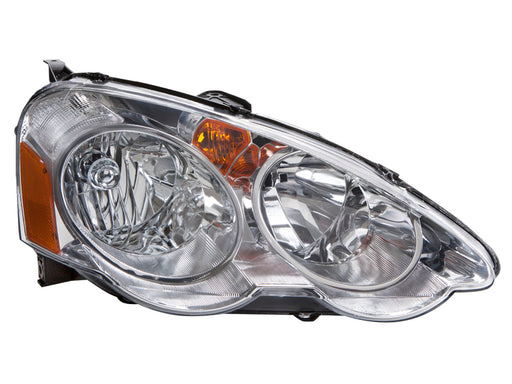 2002-2004 Acura RSX Halogen Passenger Headlight Right Headlamp Assembly