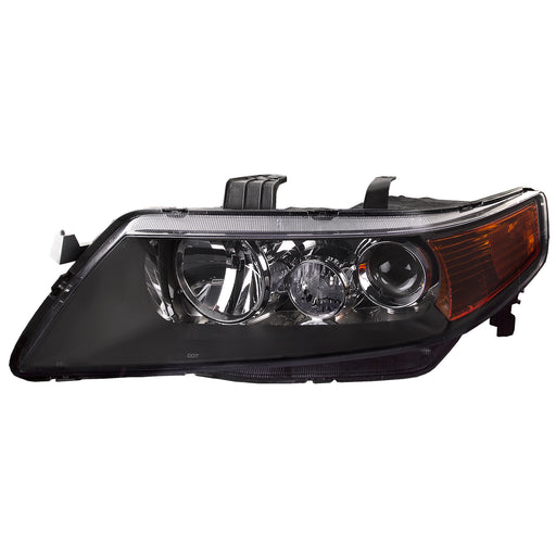 2004-2005 Acura TSX New HID Headlight (w/o Bulb or Ballast) Driver Left Headlamp Assembly