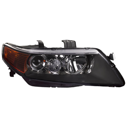 2004-2005 Acura TSX New Right Passenger Side HID Headlight w/o Bulbs or Ballast Headlamp Assembly
