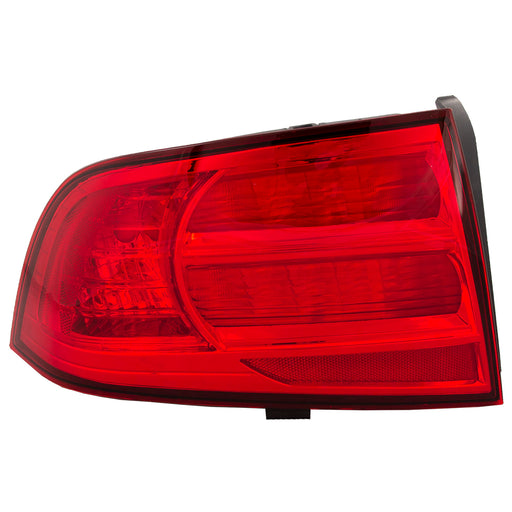 Tail Light Rear Driver Left Assembly Fits 2004-2006 Acura TL