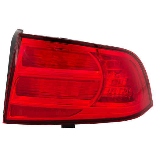 2004-2006 Acura TL Tail Light Rear Passenger Right Assembly