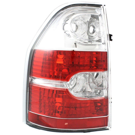 Tail Light Left Driver Side Assembly Replacement For Acura MDX 2004-2006