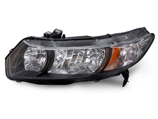 2010-2011 Honda Civic 2-Door Coupe Driver Side Headlight