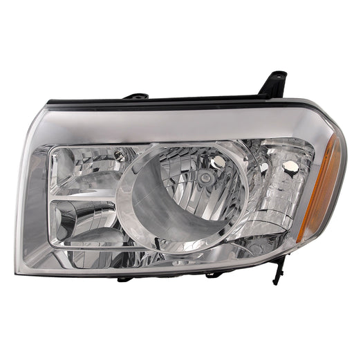 2009-2011 Honda Pilot Driver Side New Headlight Left Halogen Headlamp Assembly
