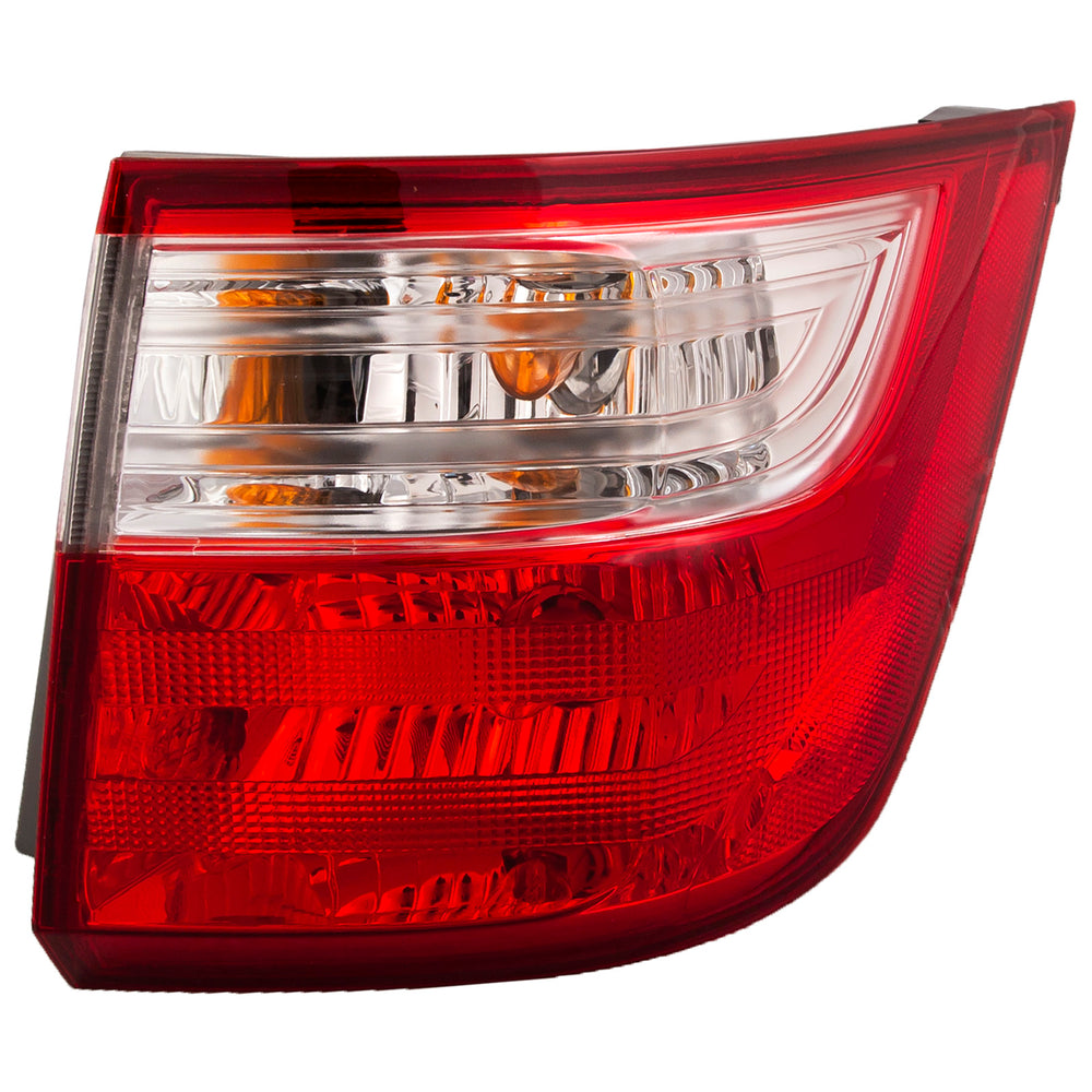 Tail Light Passenger Right Assembly Fits 2011-2013 Honda Odyssey