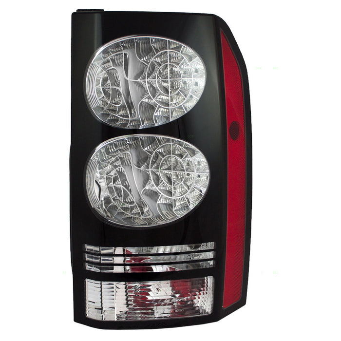 Tail Light Right Fits 2014-2015 LR4 Land Rover