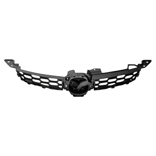 Front Grille Black For 2007-2009 Mazda CX-7