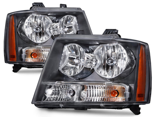 Tiffin Phaeton 2008-2010 Motorhome RV Front Headlights Set