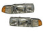 Georgie Boy Pursuit 1999-2000 Motorhome RV Front Headlights Corner Lamp Set