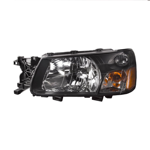 Headlight Left Driver Halogen Assembly Fits 2005 Subaru Forester