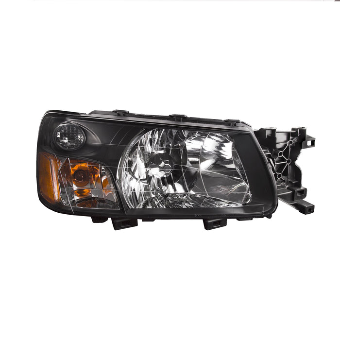 2005 Subaru Forester New Passenger Side Right Headlamp Assembly