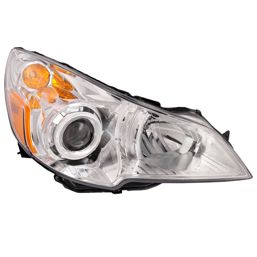 Headlight Right Passenger Fits 2010-2012 Subaru Legacy/2010-2012 Outback