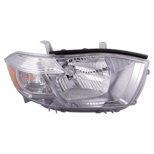 2010 Toyota Highlander USA Built Sport Model Passenger Headlight