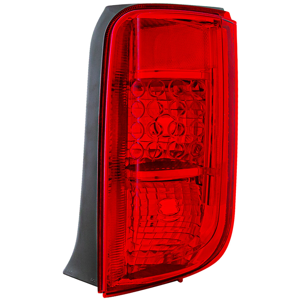 Tail Light Right Passenger Fits 2008-2010 Scion XB