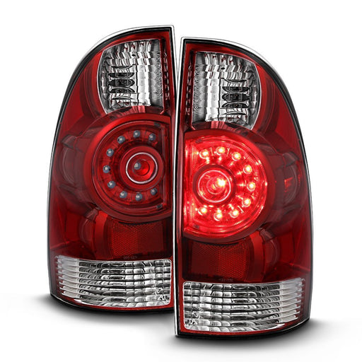 2009-2015 Toyota Tacoma Tail Light Set Driver Left Passenger Right Side Pair Assembly