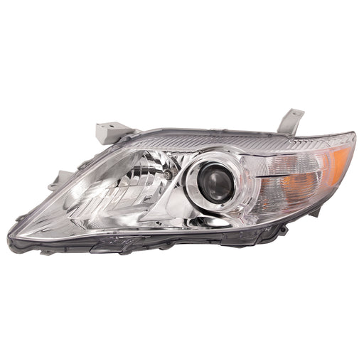 2010-2011 Toyota Camry LE/XLE Halogen Headlight Driver Left Side Assembly