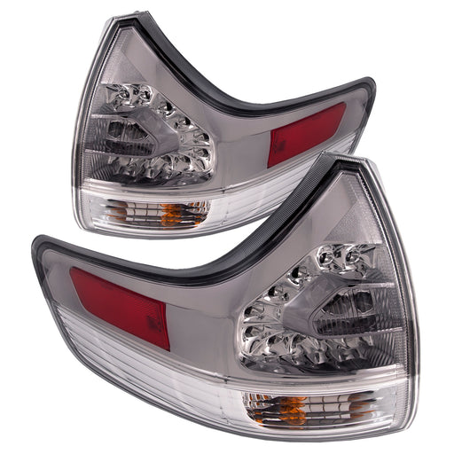 2011-2015 Toyota Sienna SE Tail Light Rear Pair Set Assembly New