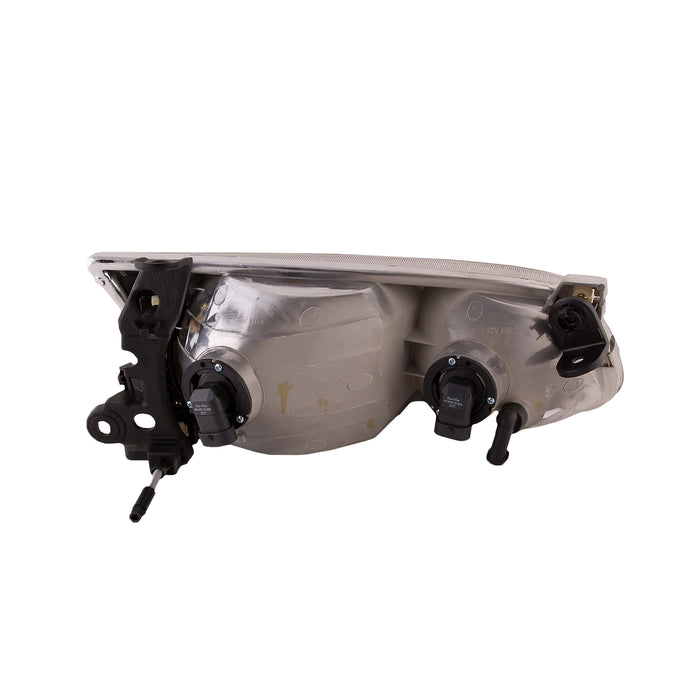 2000-2001 Toyota Camry New Driver Side Front Headlight Left Halogen Headlamp Assembly
