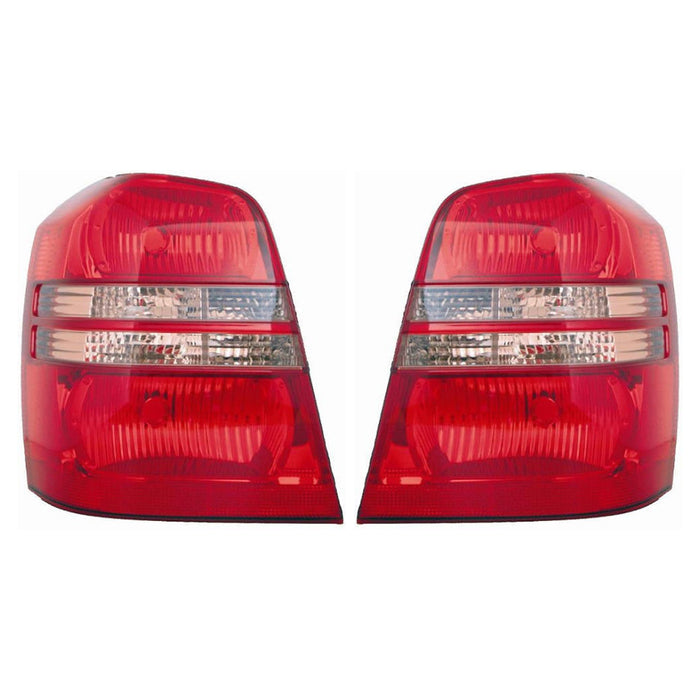 2001-2003 Toyota Highlander Tail Light Tail Lamp Pair New
