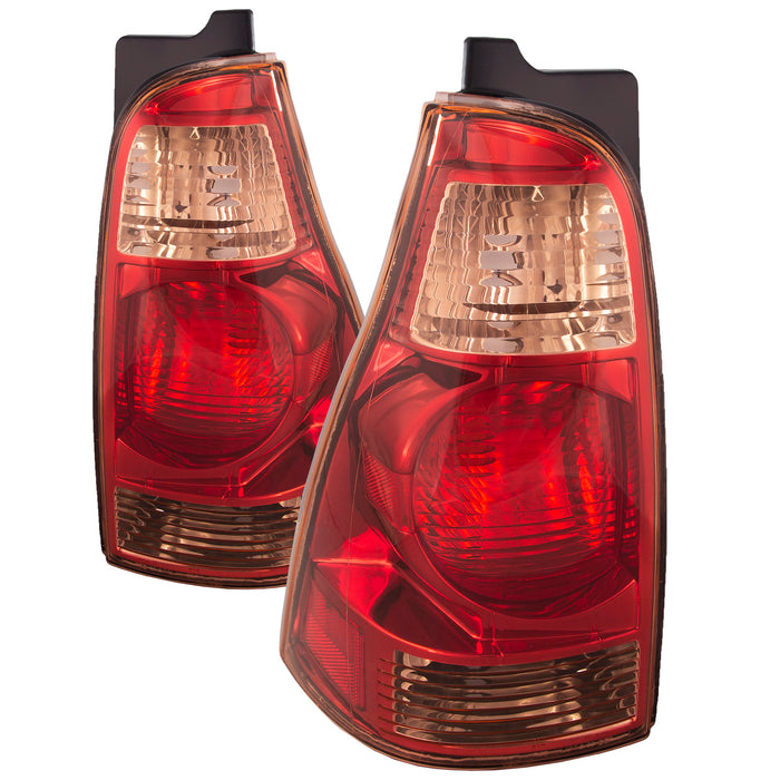 Tail Lights Pair Left Driver Right Passenger Set Assembly Fits 2003-2005 Toyota 4Runner