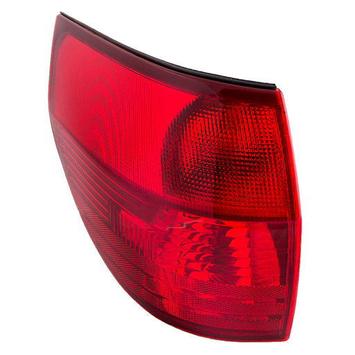 2004-2005 Toyota Sienna Tail light Left Rear Driver Side Assembly