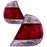 2005-2006 Toyota Camry SE (USA Built) Tail Light Pair Left Driver Right Passenger Side