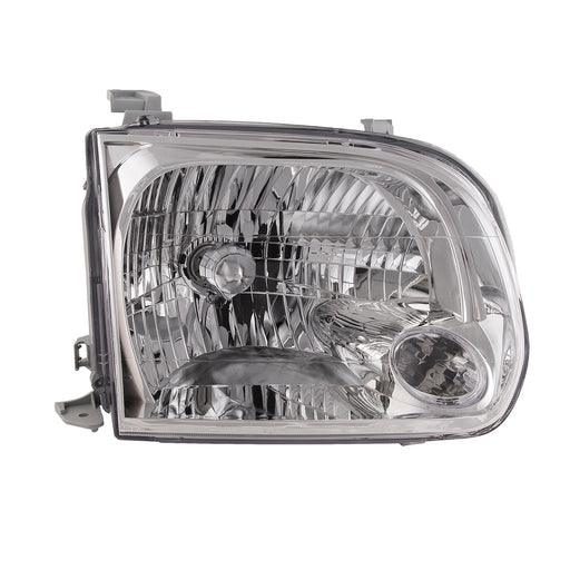 2005-2007 Toyota Sequoia/2005-2006 Toyota Tundra Double Cab ONLY Passenger Side Headlight