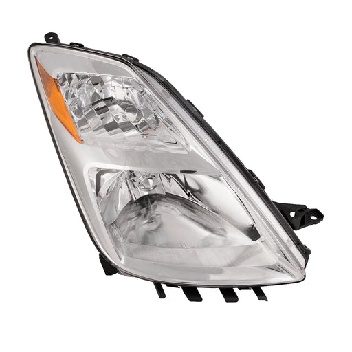 2004-2006 Toyota Prius New Halogen (Non-HID) Passenger Side Headlight Right Headlamp Assembly