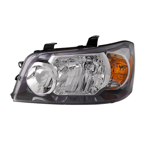 2004-2006 Toyota Highlander New Driver Side Headlight