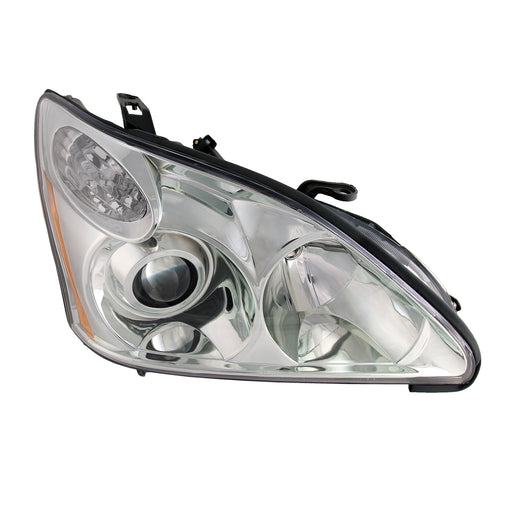 Headlight HID Right Passenger (w/o Bulbs and Ballast) Fits 2004-2006 Lexus RX330 (Japan Built)