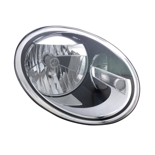 Headlight Right Passenger Side Halogen Headlamp Fits 2012-2018 Volkswagen Beetle
