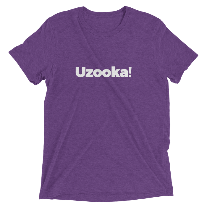 Uzooka! Short sleeve t-shirt