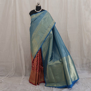 Banarasee Katan Silk Saree 102