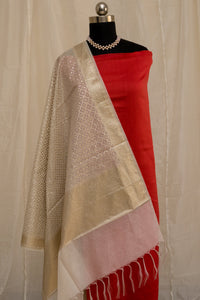 Banarasee Cotton Dupatta 784