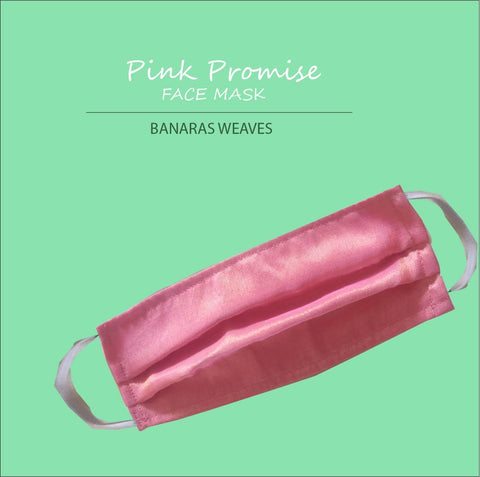 Pink Promise Face Mask 1