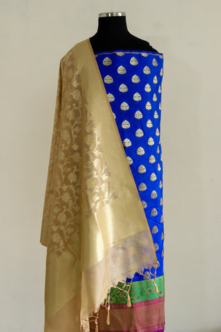 Banarasee Silk Suit 139