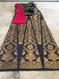BANARASEE SILK KALIDAAR LEHENGA 018- Made to Measure