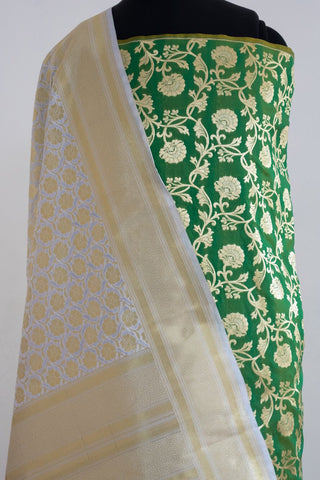 Banarasee Silk Suit 098