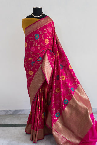 Katan Silk Saree 063